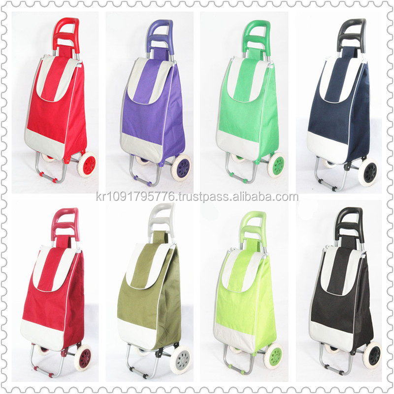 Advising promotion products,fationable foldig shopping cart for market, good carrying helper for eldery,cart helper bags