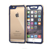 Full Body Hybrid PC polycarbonate/TPU Case Cover for iPhone 6 6s 4.7 inch Screen Protector Impact Protection (Navy) roocase