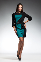 Long sleeve party wear ladies dresses in bulk