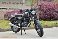 (PEDA 2016) Cafe Racer Locomotive Vintage Motorcycle 125cc 200cc 250cc Retro Styling Italian Brand