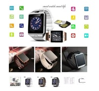 Smart Watch Wrist Watch Men Sport watch iPhone 6 Samsung S4/Note 2/Note 3 HTC Android Phone