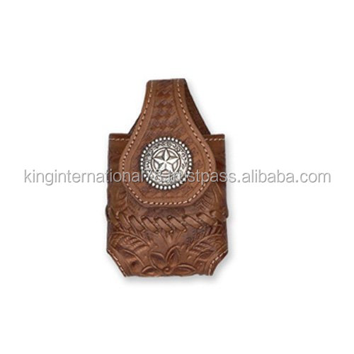 leather tooling mobile cover