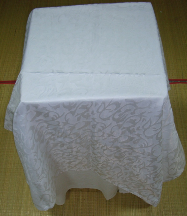 table cloth,table cover,table overlay