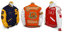 Branded Top Quality Custom Varsity Letterman Jackets With Custom Patches, Logos/College Varsity