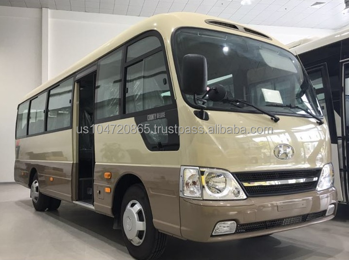 2016 HYUNDAI COUNTY BUS 26 SEATER DIESEL BRAND NEW