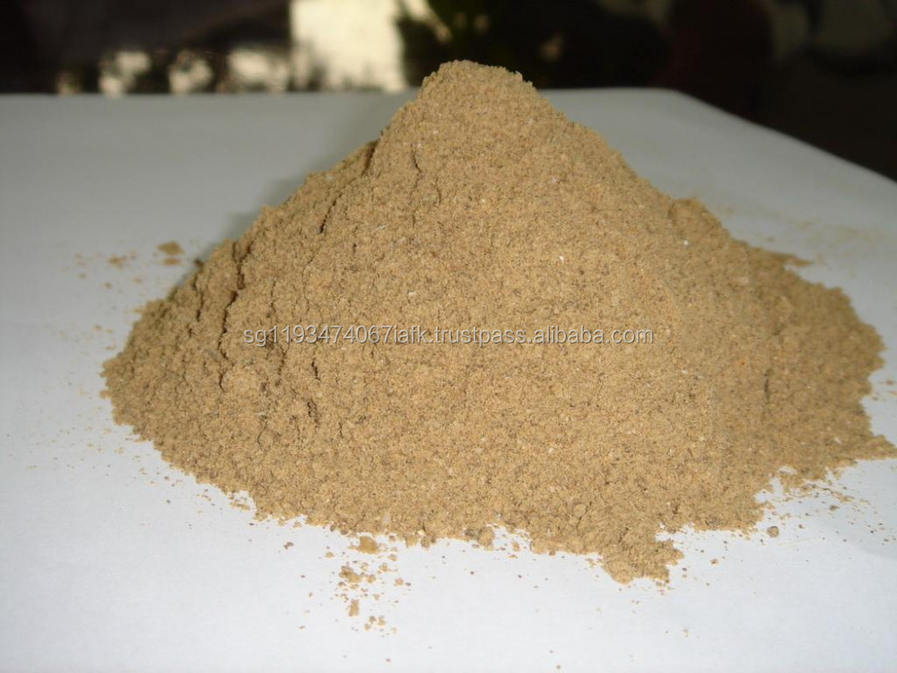 Quality Animal Feed & Fertilizer Factory Price Fish Meal 64-66%