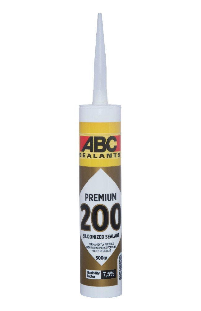 ABC 200 PREMIUM SILICONIZED SEALANT