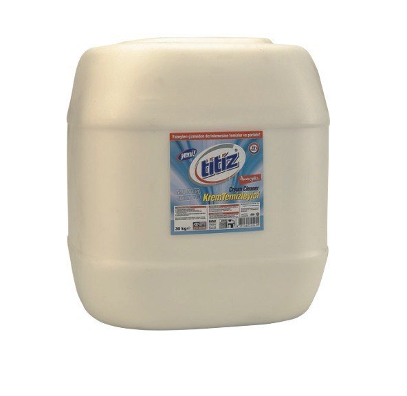 CREAM CLEANER 30 KG FOR YOUR KITCHEN AND BATHROOM SURFACES