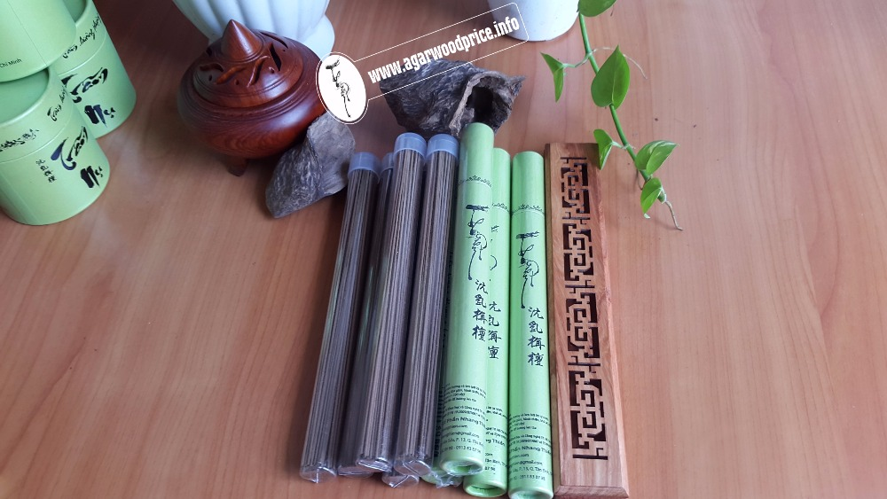 OUD Incense stick and new design holder as a special gift for New Year