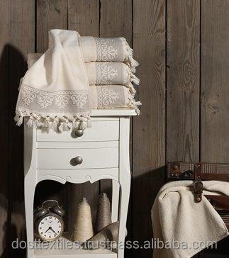 100% Turkish Cotton Organic Luxury Towels