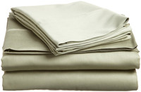 Wholesale Bed Sheet 1800 Thread Count All Sizes Split King & Queen, Cal King, King, Queen, Full, XL Twin, & Twin Bed Sheets