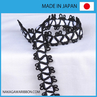 Fashionable and Stylish exclusive of trims braid with varous purposes made in Japan