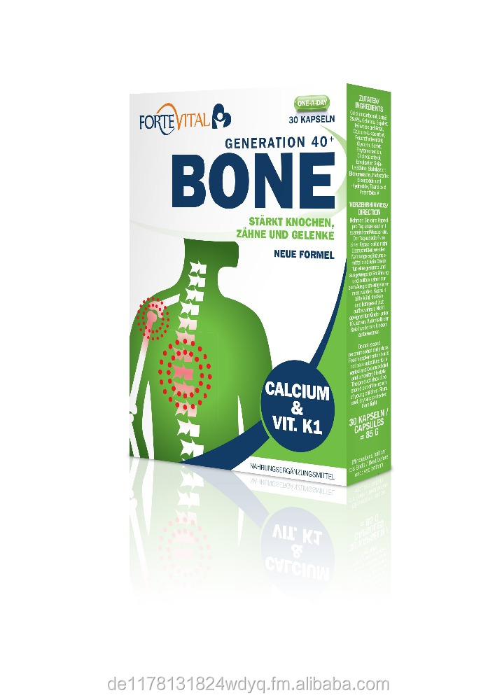 ForteVital Bone capsules - Made in Germany