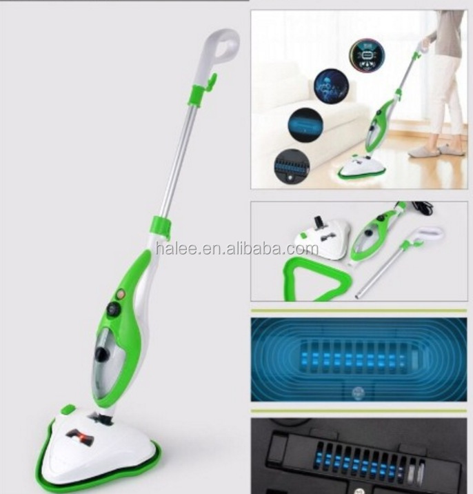 10 in 1 Steam Mop x10 and The UV Steam Mop