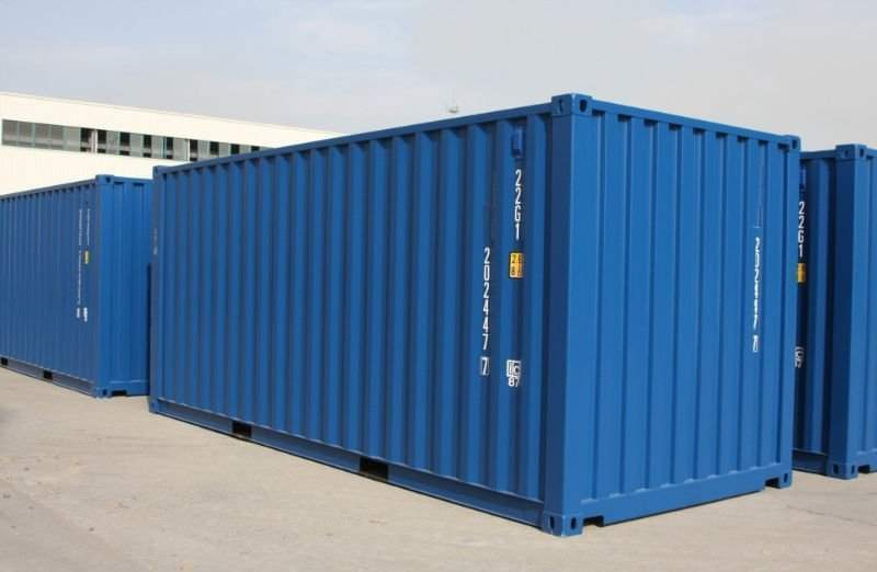 Fairly Used shipping Containers