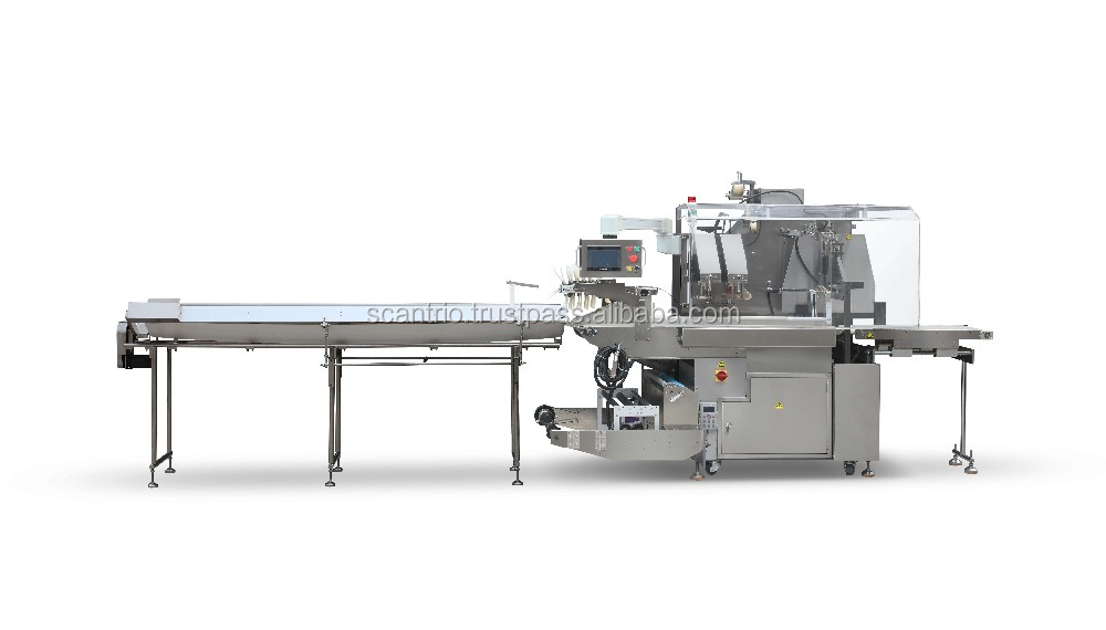 full automatic agaricus vegetable packing machine