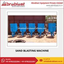 Sand Blasting Machine Available at Low Market Price
