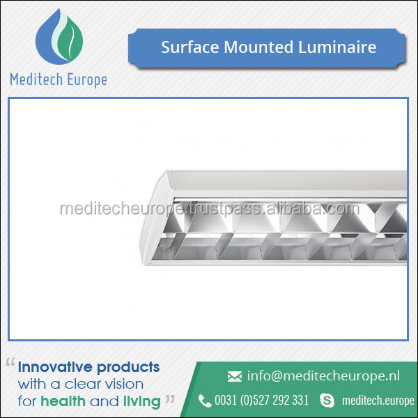 High Quality Low Power Consuming Surface Mounted Luminaire Lamp from Reputed Supplier