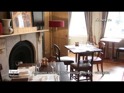 """Travel & Weekend"" - ""Roman Bath's Kitchen"" - Bath - England -  ""Leisury Tv"""