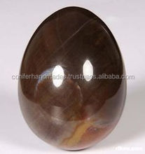 handmade gemstone eggs for healing purposes suitable for gemstone suppliers available in a huge assortment of stones