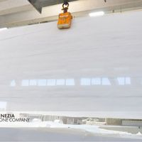 NATURAL WHITE DOLOMITE STONE LIGHT COLOR
