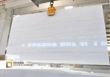 NATURAL WHITE DOLOMITE STONE , LIGHT COLOR MARBLE