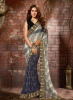 Online shopping border worked sarees\fashion saree shopping\latest buy saree surat