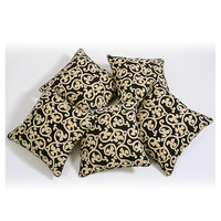 indian 100% cotton material cushion covers uk
