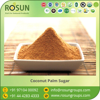Premium Quality Cold-Press Organic Coconut Palm Sugar from Top Ranked Manufacturer