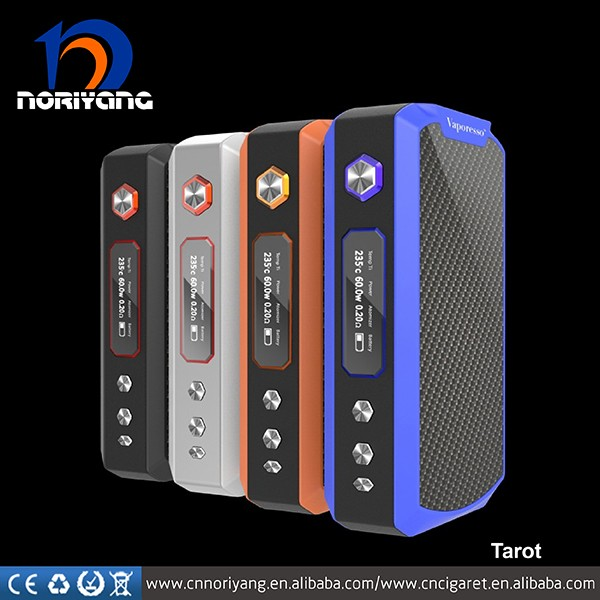 Vaporesso TAROT 200W vtc box mod, Max 200W VT and VW control mode