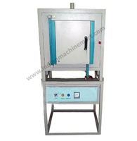 Dust Burnout Furnace (Made In India) With Internal Air Circulation Fan/Power & Heat On Indicator/Attached Control Panel LowPrice