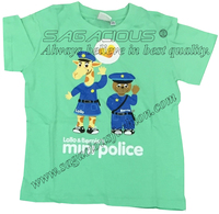 100% cotton 150 GSM kids t-shirts