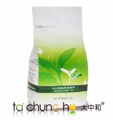 Hot Sale Wholesale 600g Taiwan TachunGhO 3022 Jasmine Green Tea
