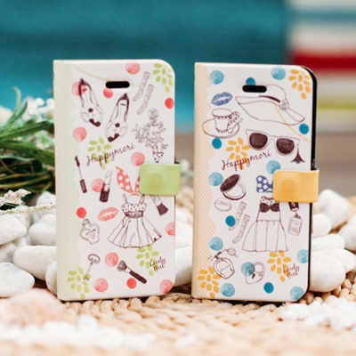 Gossip Girl Diary Case/mobile phone case cover/hard cell phone case cover/pocket cell phone case