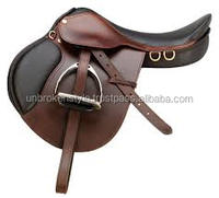 Horse saddle,leather horse saddle,jumping saddle