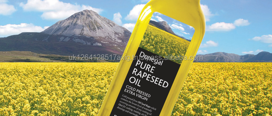 Refined Canola/Rapeseed Oil with Discount price