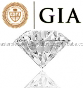GIA Round Brilliant Star Melee D Color VVS1 to I1 J Round Natural Diamond For Loose Diamonds