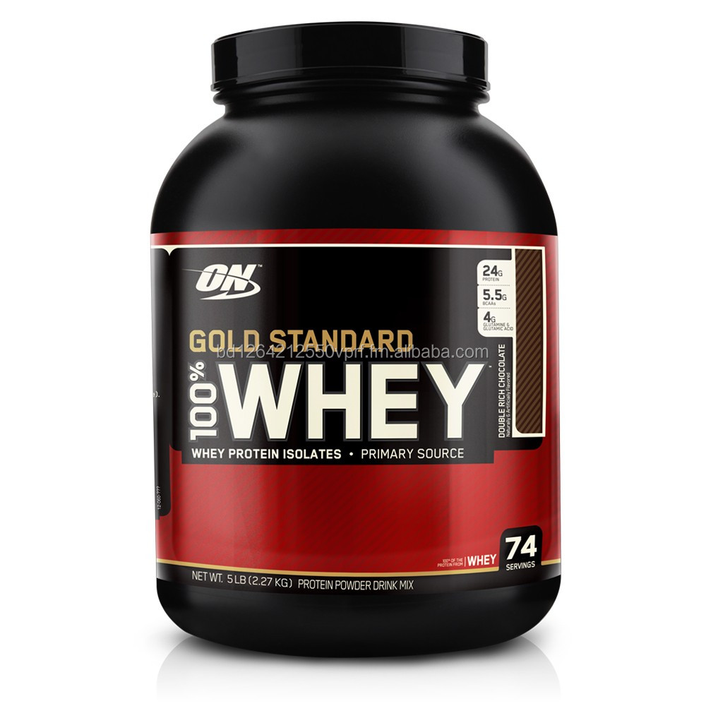 Optimum Nutrition Whey Protein Isolate 5LBS