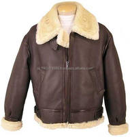 Genuine Double Face Leather Jacket