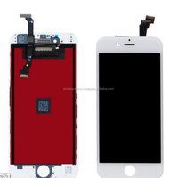 AAA quality lcd/oca/frame for iphone 6 and screen replacement with 12th warranty