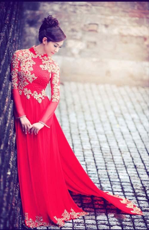 Ao Dai Vietnam - Buy Costume Viet Nam Product on Alibaba.com