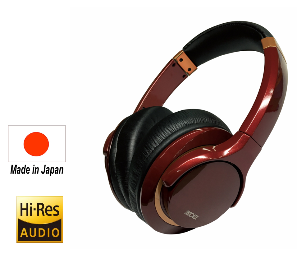 Reliable, and Latest, Excellent audio quality Headphone & Earphone with High sound quality made in Japan