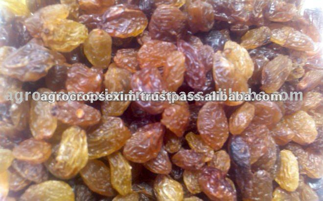 Dried Brown raisin