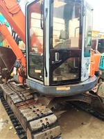 High Quality hitachi zx75 excavator / used hitachi zx75us zx70 excavator for sale