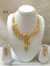 Latest Gold Plated Jewelry