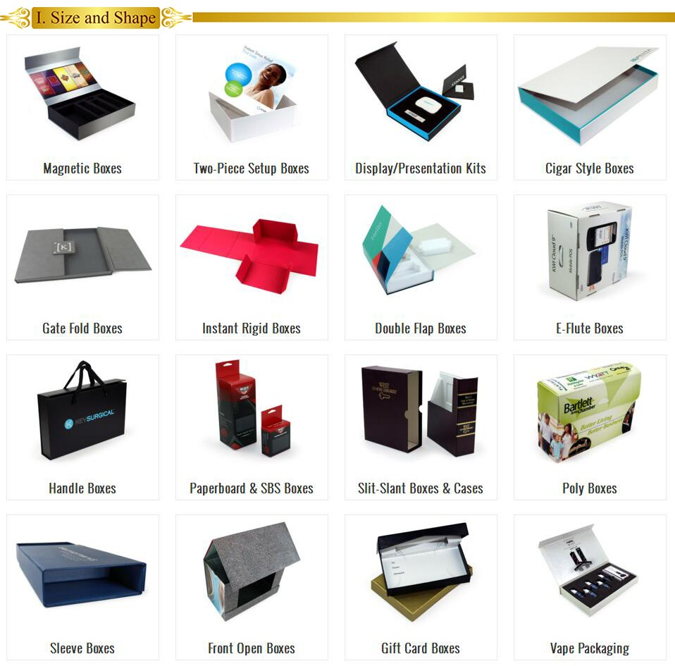 Direct Shenzhen Factory Price Gift Box Sets Folding Box Gift With Magnetic Closure