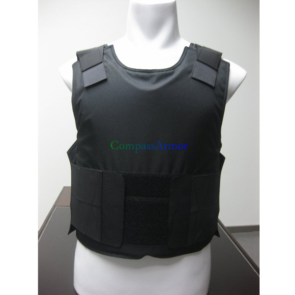 BPV-C04 NIJ Level IIIA Concealable Bulletproof Vest, Body Armor