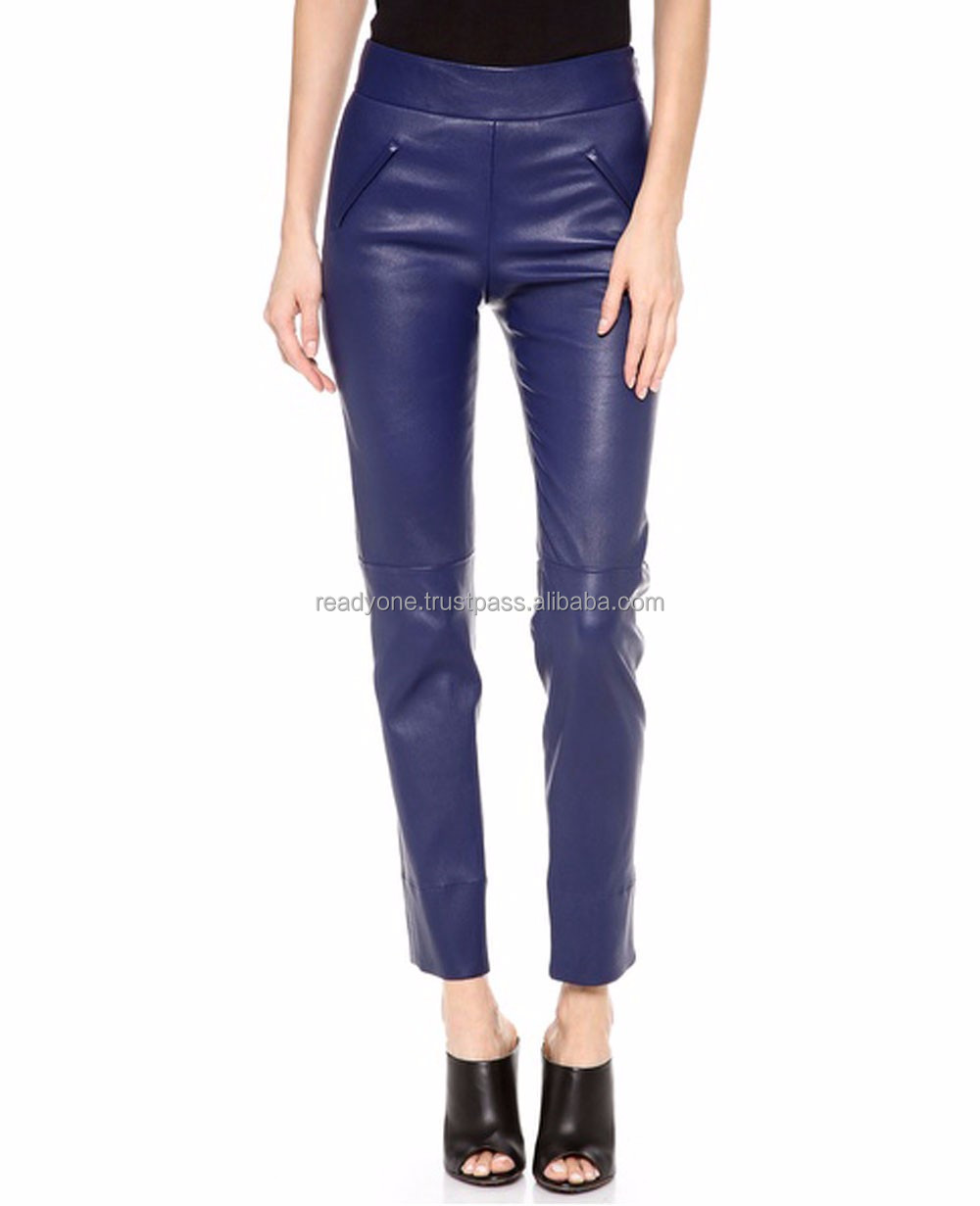 Brand new leather pants women genuine leather pants women genuine leather