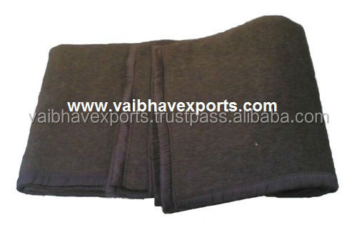 Army Surplus Wool Blankets Manufacturer from India