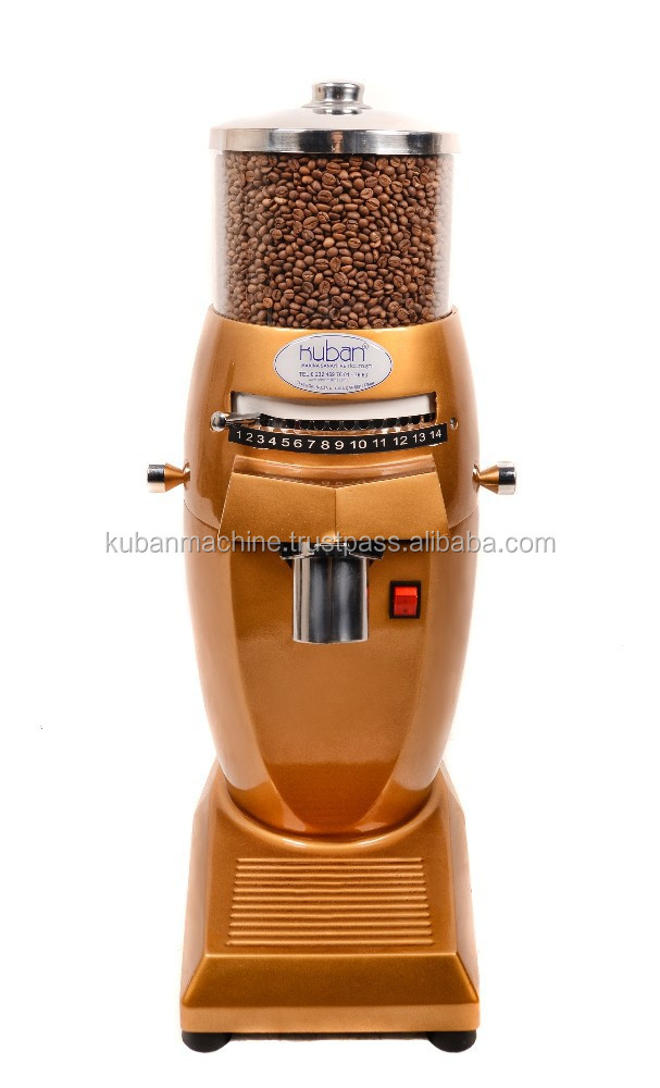 Best Selling Industrial Coffee Grinder Mills/Coffee Bean Grinding Machine Mill/Turkish Arabic Coffee Grinder Fine Thickness KM01
